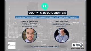 14° - Bate Bapo - Observatório - Paulo Generoso