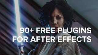 90+ Free Plugins & Scripts for After Effects & Mettle Skybox Suite News