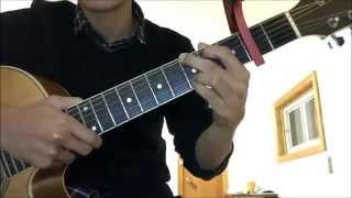 Hướng dẫn guitar đệm hát : Mãi Mãi Bên Nhau (Noo Phước Thịnh)