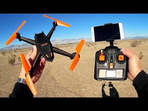 Airhawk M13 Predator FPV Drone Flight Test Review