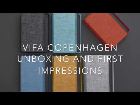 Vifa Copenhagen - Unboxing and first impressions...