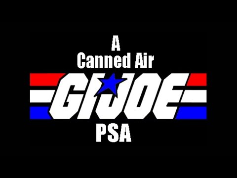The Canned Air G.I. Joe PSA 2 - Flint