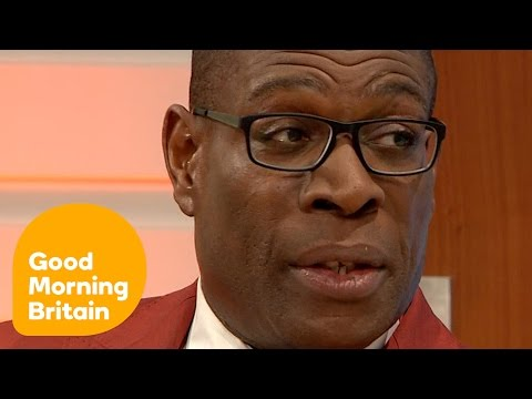 Frank Bruno's First Interview Since Leaving Hospital With Bipolar Disorder | Good Morning Britain