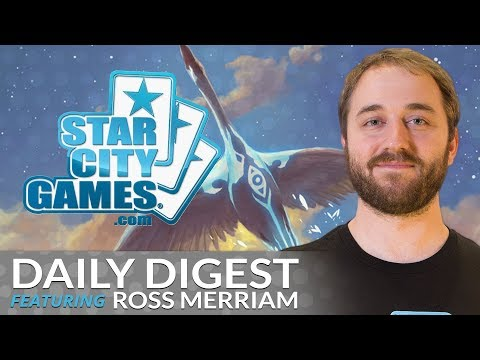 Daily Digest: Seismic Swans with Ross Merriam [Modern]