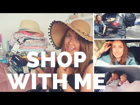 SHOP PRIMARK WITH ME | 5 MONTH SLEEP REGRESSION?!