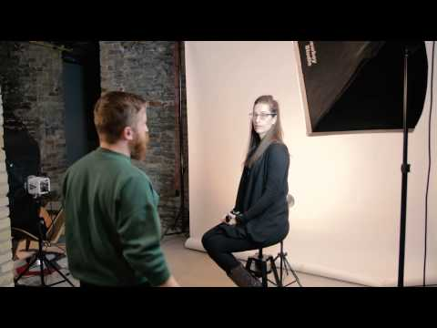 Download Youtube: 500px Basic Portrait Lighting Tutorial