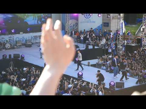 2018 AKARAKA :  iKON - 사랑을 했다 (LOVE SCENARIO) + 취향저격  (MY TYPE) + 리듬 타 (RHYTHM TA)