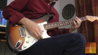 stratocaster vs les paul explanation sound samples
