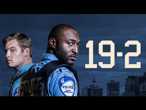 19-2 (English adaptation) , Best Montreal Police Officer TV show!