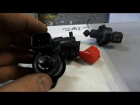 Мицубиси Галант двигатель 4G64 (Американец) Регулятор Холостого Хода - Смешные видео приколы