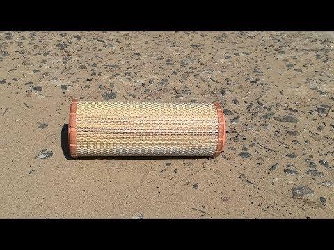 Как сделать фильтр для строительного пылесоса без потери силы всасывания и забивания