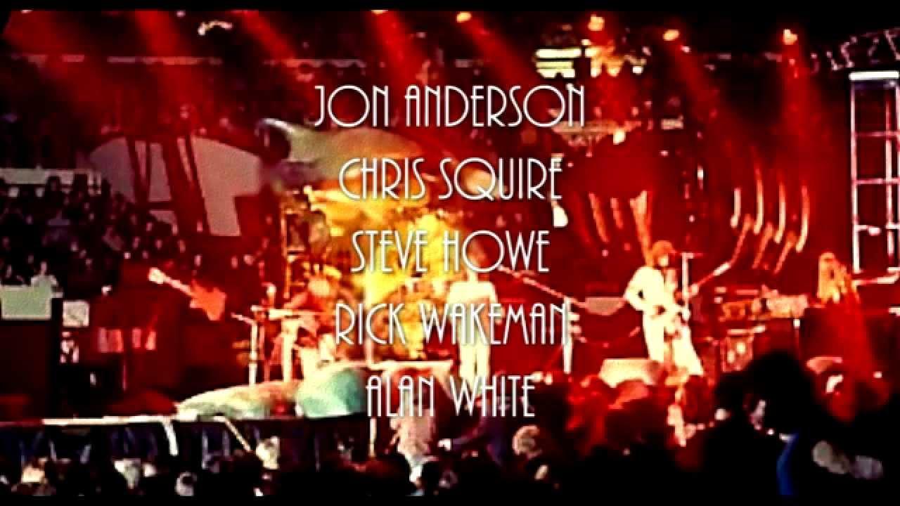 Yes At Cobo Hall Detroit February 28 1974 Youtube