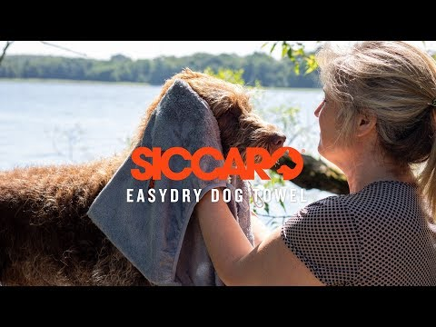 Siccaro EasyDry Towel Deutsch