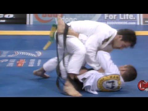 Marcelo Garcia VS Claudio Calasans / World Championship 2010