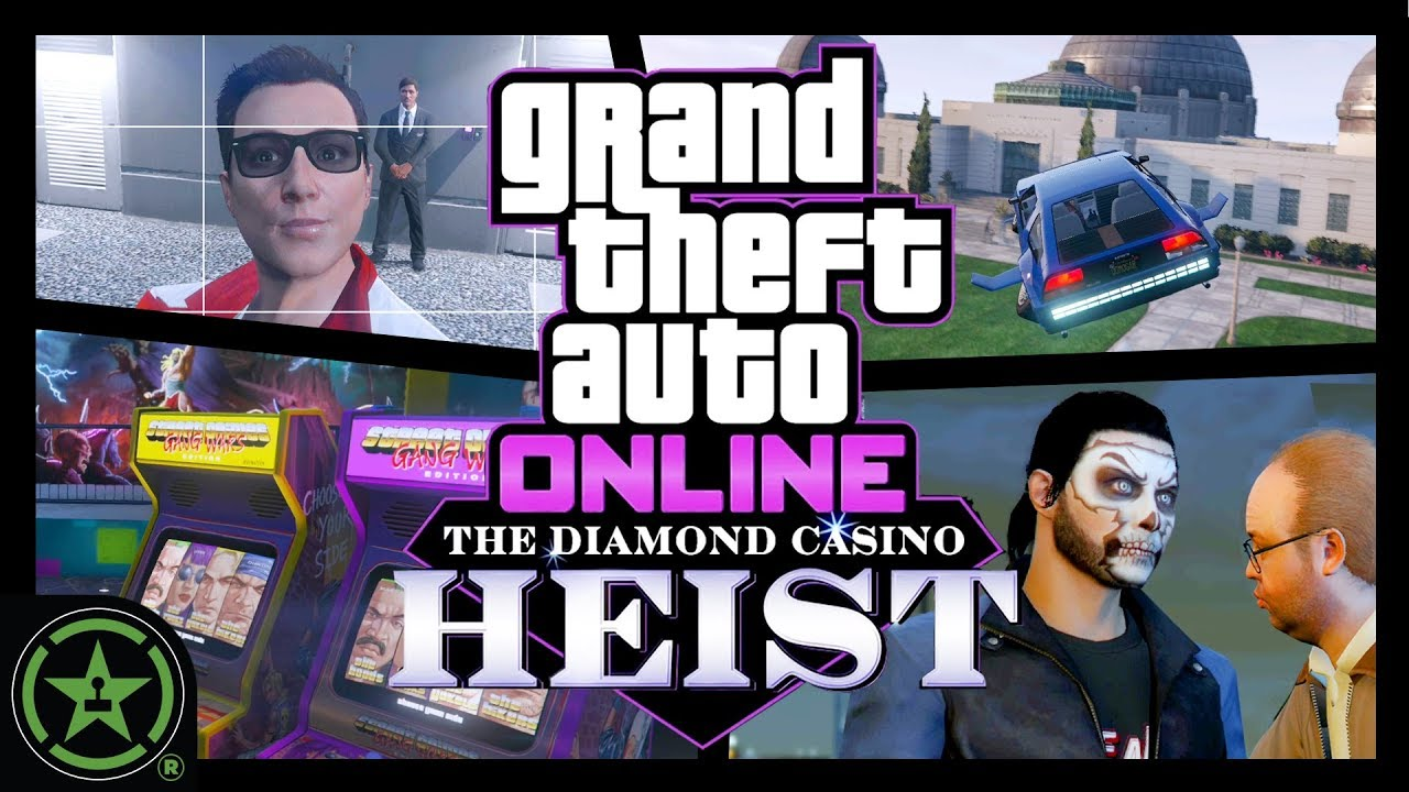 The Diamond Casino Heist - GTA V: Heists Prep