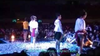 Wonder Girls Shanghai Concert Wishing on a Star+Ending Perf {FAN CAM}.wmv