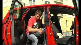 Тест-драйв Opel Meriva, почти минивен?