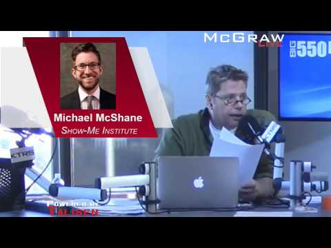 Show-Me Institute's Michael McShane emphasizes the power of preschool