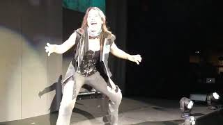 It looks like Nikki cross is just a little excited for WWESpringfield...
