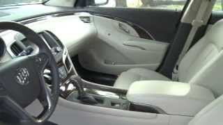 2014 Buick LaCrosse Interior -- U.S. News Best Cars