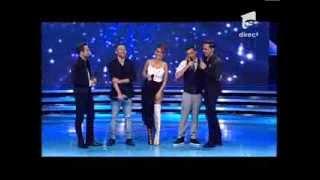 Ce au spus juratii X Factor Romania despre November si Dragoş Udilă