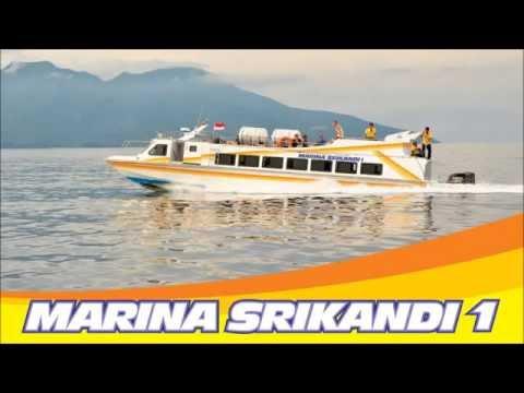 Marina Srikandi Fast Boat Bali to Lombok