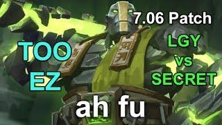 Video ah fu Earth Spirit   LFY vs Secret @ Epicenter 2017 - 7.06 Full Game download MP3, 3GP, MP4, WEBM, AVI, FLV November 2017