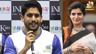 Will get married next year: Naga Chaitanya Speech at CBL Telugu Thunders Team Jersey Launch