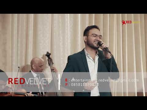 Michael Buble - Crazy Love ( Cover by Red Velvet Entertainment ) Live at Westin Jakarta