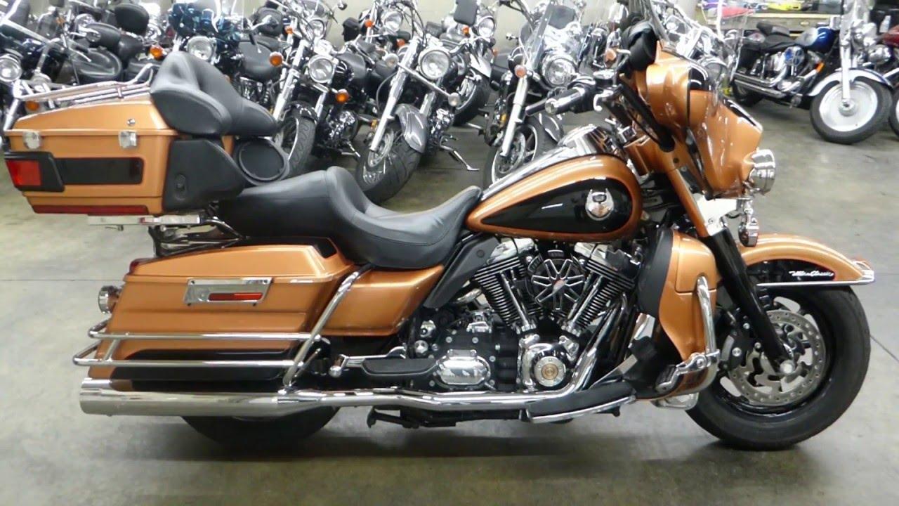 2008 Harley Davidson Ultra 105th Anniversary Edition - YouTube