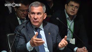 Минниханов: 'Если в Болгаре кто-то хочет открыть торговую точку - это надо поощрять'