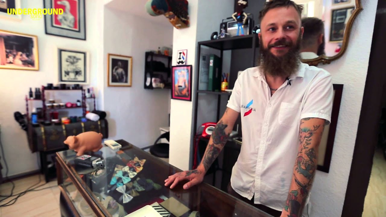 Urbanbicycle la barberia pura esencia del soho de m laga - La barberia de vigo ...