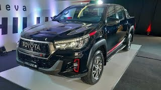 """The high-performance model """"GR Sport"""" based on the Toyota """"Hilux"""", which has always been rumored, has finally been officially unveiled. The new """"Toyota ..."""