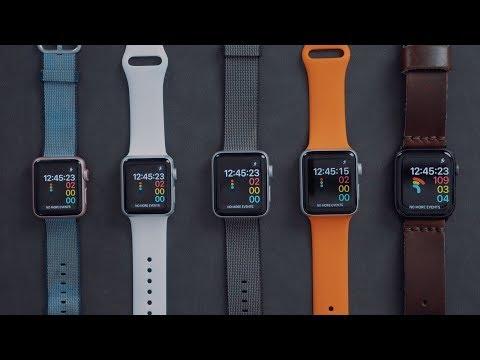 Watch the Apple Watch Series 4 Smoke Older Apple Watches in Speed Comparison