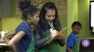 Winridge Elementary Visits JA BizTown