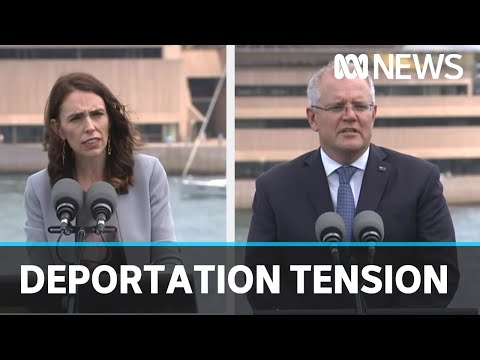Jacinda Ardern Tells PM To Stop Deporting NZ Citizens Who Grew Up In Australia   ABC News