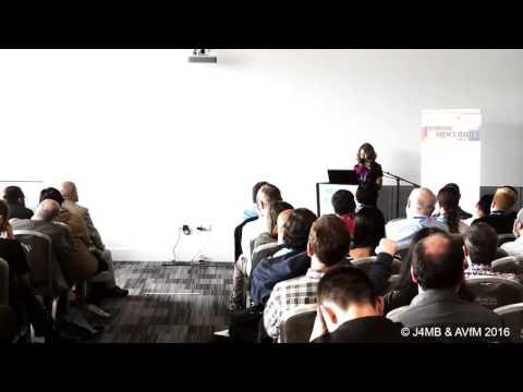 Janice Fiamengo ICMI16 London