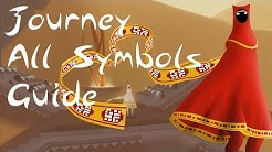 Journey - Alle Symbole/All Symbols - Guide
