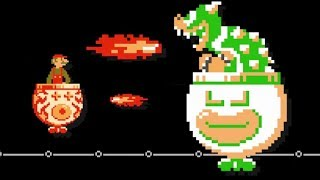 Super Mario Maker - 100 Mario Challenge #199 (Expert Difficulty)
