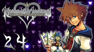 Kingdom Hearts : Chain of Memories   Episode 24