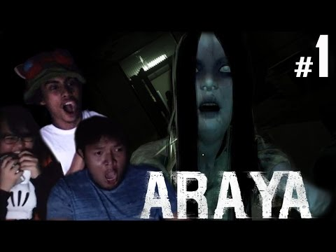 PEENOISE Play ARAYA : Thai Horror game | Part 1 (Chapter 1-2)