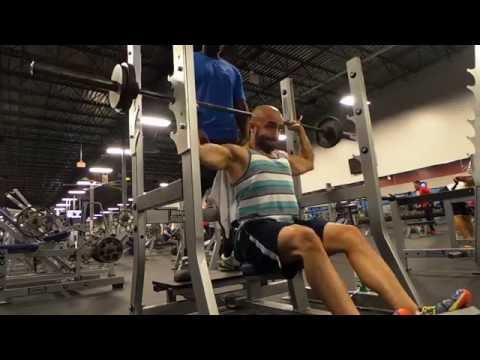 Drop-Sets For Ultimate Muscle Failure!