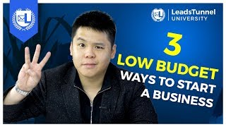 💰3 Business Ideas To Start A Business With NO Money Or Little Money Using Easy Facebook Lead Ad
