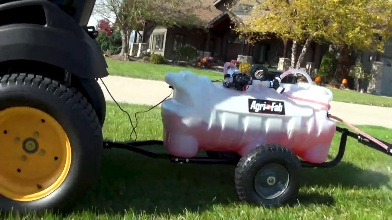 Agri-Fab 45-0293 Tow-Behind 25 Gallon