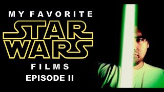 My Favorite Star Wars Films (All 9 Films Ranked)
