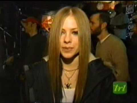 Behind the Scenes with Avril Lavigne