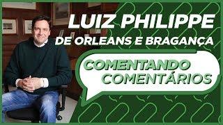"""Convidamos o """"príncipe"""" Luiz Philippe de Orléans e Bragança (do PSL) pra comentar tweets de haters"""