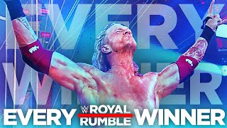 Every Royal Rumble Winner 1988 2021