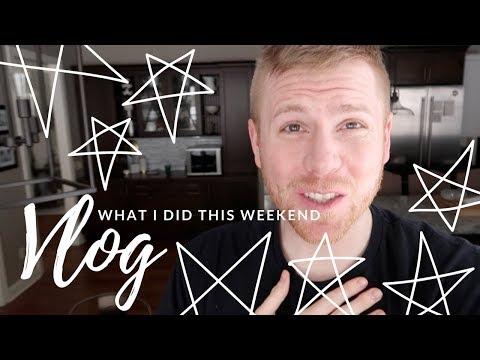2018 Vlog #9 (Unboxing & Unwinding)