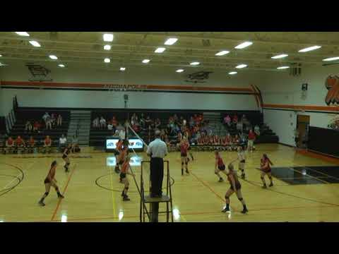[ARCHIVE] 09/15/16 Mediapolis vs Winfield Volleyball